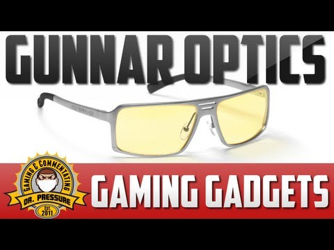 Dr. Pressures Gadgets: Gunnar Optics | Gamer Brille | Test & Review | deutsch | HD