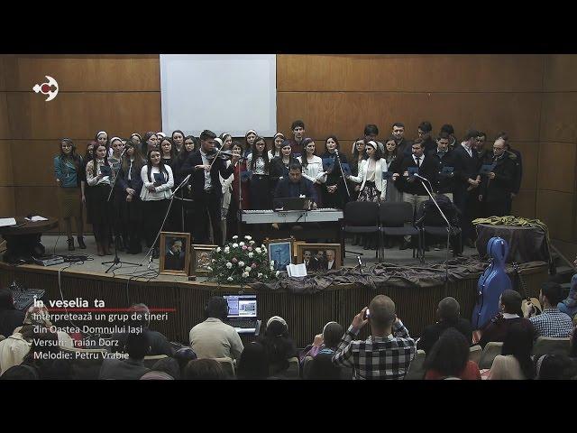 În veselia ta – Tinerii din Oastea Domnului, Iași – Cenaclu Suceava, 5 Mart. 2016