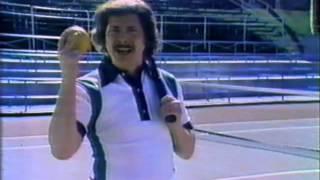 ParticipAction: Tennis 1982 PSA & CBC promo - Video Youtube