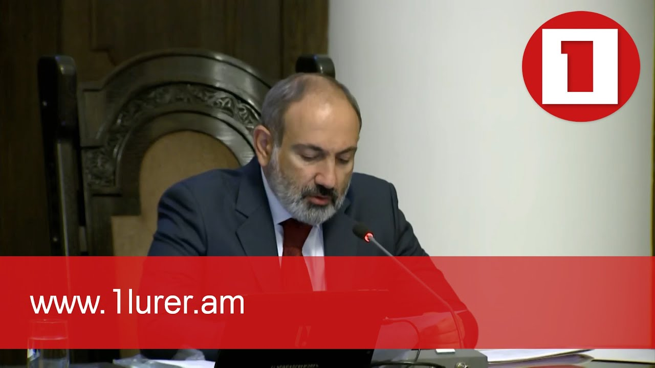 Overcoming hostility must become one of the most important components of our regional foreign policy agenda: Pashinyan