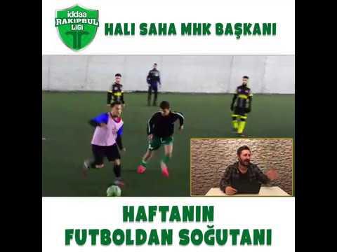 Halı Sahaların MHK Başkanı Arif Sevimli ile Haftanın Futboldan Soğutanı sizlerle!