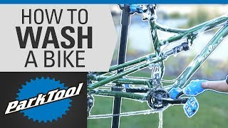 How to Wash a Bike