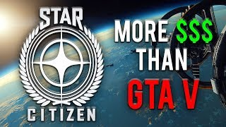 Star Citizen's Made HOW Much Money?? - Inside Gaming Daily