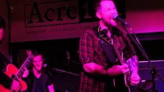 Declaration - David Cook RFH benefit concert 5/1/2015