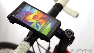 Lezyne Smart Dry Caddy - Keeping Your Smartphone Safe