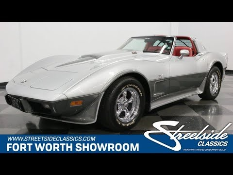 Video of '78 Corvette - R2Y8
