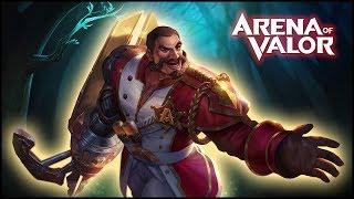 ¡¡POR ESTO ROURKE ESTA ROTO!! ROAD TO MAESTRO #13 S7| Navalha - Arena of Valor