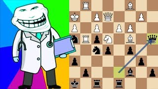 A flying start by Magnus Carlsen | Lichess Titled Arena, July 2019