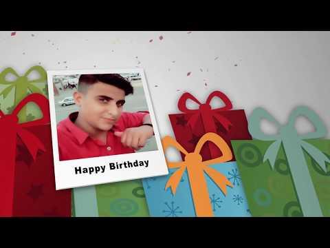 Happy birthday video for kids | Happy birthday video | create a Happy Birthday video