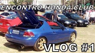 ENCONTRO HONDA CLUB