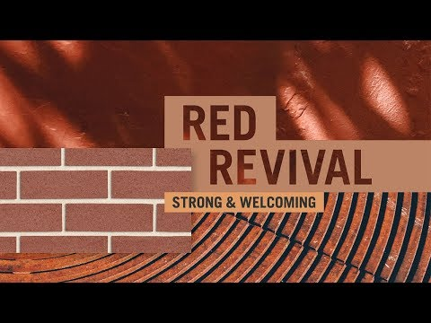 Exterior home design styles - Red Revival