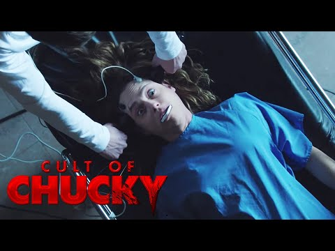 Cult of Chucky (Clip 'Pin Cushion')