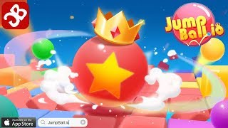 JumpBall.io (By Avid.ly) - iOS/Android - Gameplay Video