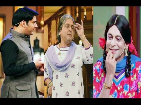 Dadi & Guththi In Big Trouble After Kapil Sharma &