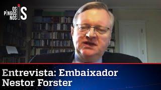 Embaixador em Washington analisa relação Brasil-EUA sob Biden