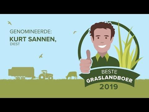 Kurt Sannen nominated as Best Grassland Farmer