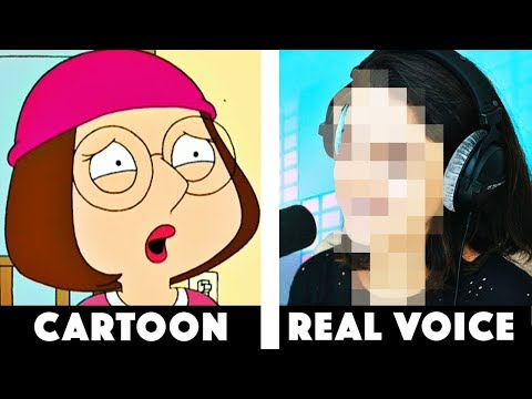 Behind the Voices of Your Favorite Cartoon Voiceover Artists