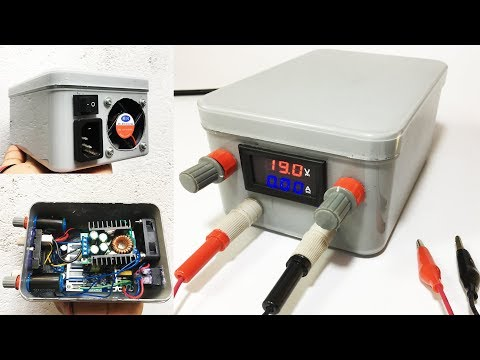 Download Diy Variable Bench Power Supply Less Than 10 Video