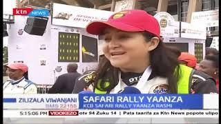 KCB Safari Rally yaanza Rasmi, madereva watarajia upinzani mkali