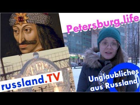Draculas Asche – unglaubliches Russland! [Video]