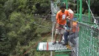 preview picture of video 'The Highest Rope Swing in the World!!! Nepal - Chander Jagadish'