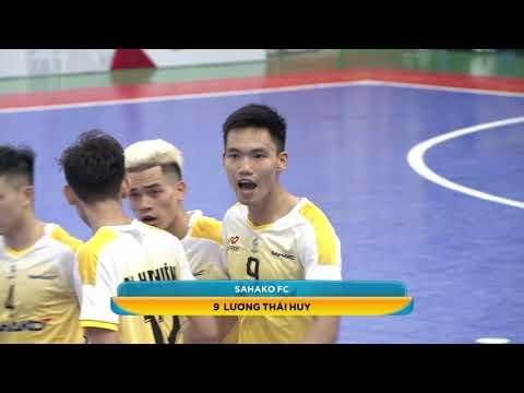 Giải futsal VĐQG 2019: Sanna Khánh Hòa vs Sahako FC