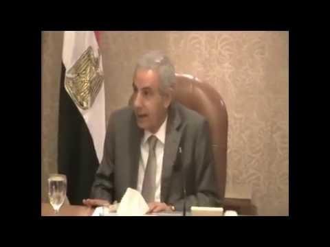 لقاء الوزير/ طارق قابيل بوفد شركة بول العالمية