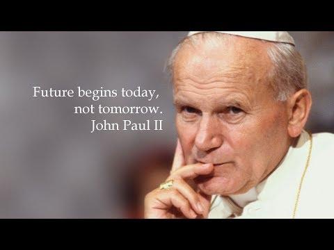 Thế Giới Nhìn Từ Vatican 14/06/2018: Lời tiên tri đáng sợ của ĐGH Gioan Phaolô II đã ứng nghiệm