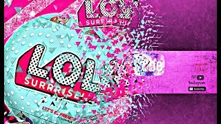 РАСПАКОВКА LOL SURPRISE BALL / Rita´s Life / КУКЛЫ LOL Surprise CONFETTI POP Series 3
