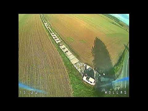 EWRF long range test - 25mW