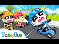 Kiki, Ride Your Bike Safely | BabyBus Safety Tips Collection for Kids | Nursery Rhymes | BabyBus