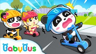 Kiki, Ride Your Bike Safely   BabyBus Safety Tips Collection for Kids   Nursery Rhymes   BabyBus