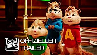 Alvin und die Chipmunks: Road Chip | Trailer 3 | Deutsch HD German