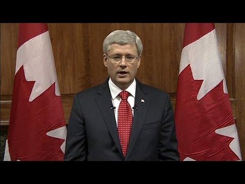 Le Canada sous le choc après des fusillades dans sa capitale Ottawa