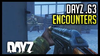 DayZ .63 Stress Test - Survivor Encounters