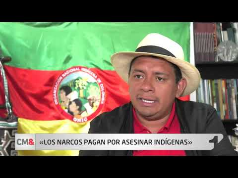 La ONIC denuncio un plan de bandas narcotraficantes para asesinar indigenas