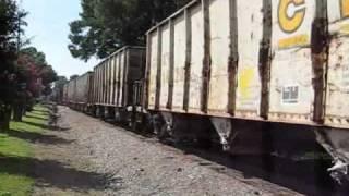 Back Yard Train 2