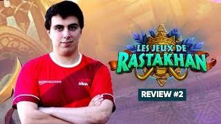 Review Des Jeux De Rastakhan Avec Torlk #2