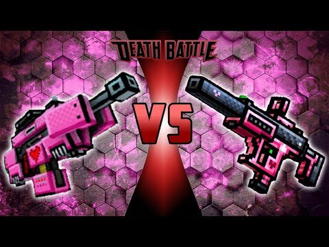 Casanova VS Agent Valentine - Pixel Gun 3D