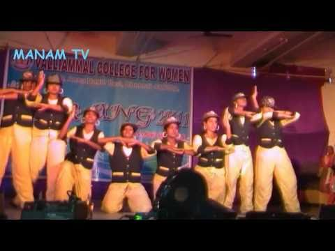 Valliammal College for Women video cover1