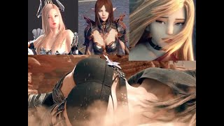 best games with sexy characters