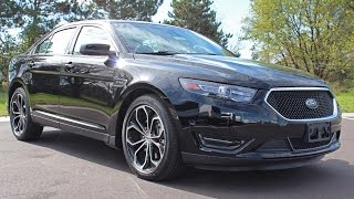 2016 Ford Taurus SHO 3.5L EcoBoost AWD at Eau Claire Ford Lincoln Quick Lane