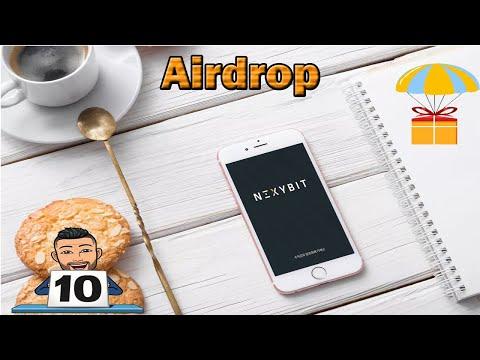 Ganhe no minimo U$14 Dólares  no Airdrop da Exchange Nexybit ! 100% GARANTIDO....