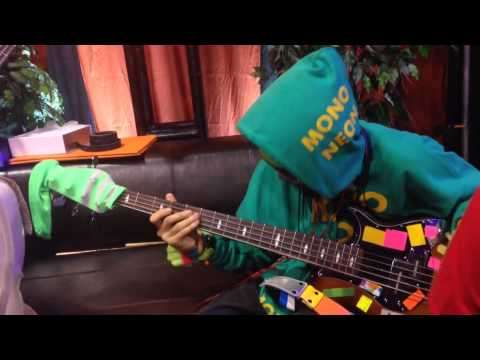 MonoNeon + Robert Bubby Lewis + Chris Payton + Phillip Greenwood (GRUV GEAR At NAMM 2015) Mp3