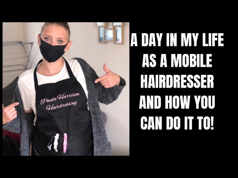 , title : 'A DAY IN MY LIFE AS A MOBILE HAIRDRESSER