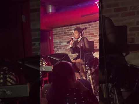 STAY performed by Shanita Jackson