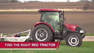 Find The Right Red Tractor