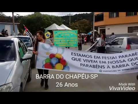 Barra do Chapéu-SP 26 Anos 19/05/2.018