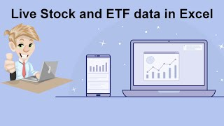 How To Get Live Stock and ETF Data in Excel 365