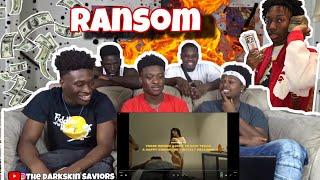 Lil Tecca   Ransom (Dir. By @_ColeBennett_)(Reaction)